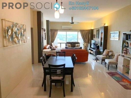 Condominium For Sale in East Lake Residence, Seri Kembangan Freehold Fully Furnished 3R/2B 435k