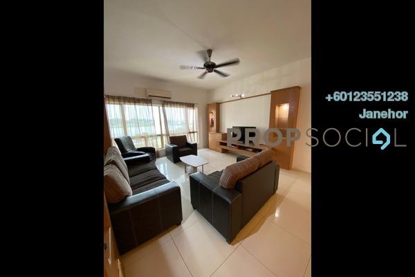 Condominium For Rent in East Lake Residence, Seri Kembangan Freehold Fully Furnished 3R/2B 1.4k