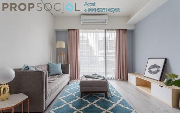 Condominium For Sale in Jalan Bangsar, Kuala Lumpur Freehold Semi Furnished 3R/2B 679k