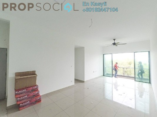Condominium For Rent in Almyra Residence, Bangi Freehold Unfurnished 3R/2B 1k