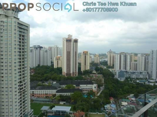 Condominium For Rent in 28 Mont Kiara, Mont Kiara Freehold Semi Furnished 3R/4B 7k