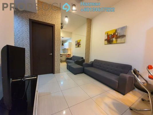 Serviced Residence For Rent in The Elements, Ampang Hilir Freehold Fully Furnished 2R/1B 2k
