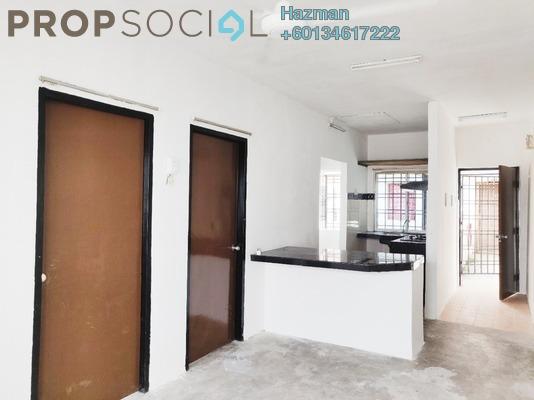 Apartment For Rent in Impian Flat, Bandar Saujana Putra Freehold Semi Furnished 3R/2B 600translationmissing:en.pricing.unit