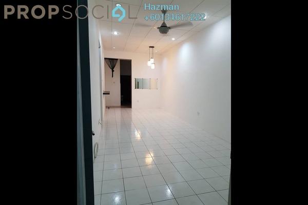 Terrace For Rent in Taman Seri Budiman, Bandar Mahkota Cheras Freehold Semi Furnished 3R/2B 1.3k