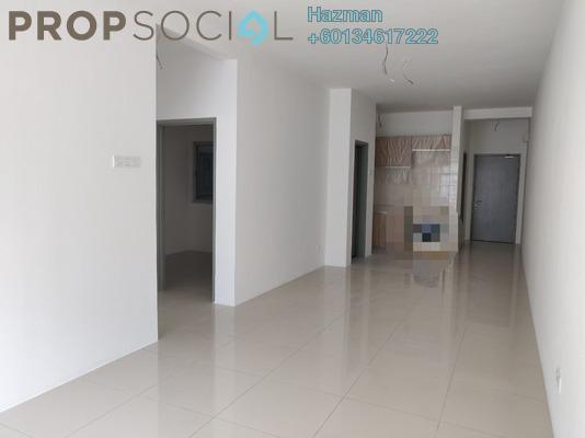 Condominium For Rent in Residensi Kerinchi, Bangsar South Freehold Semi Furnished 3R/2B 1.88k