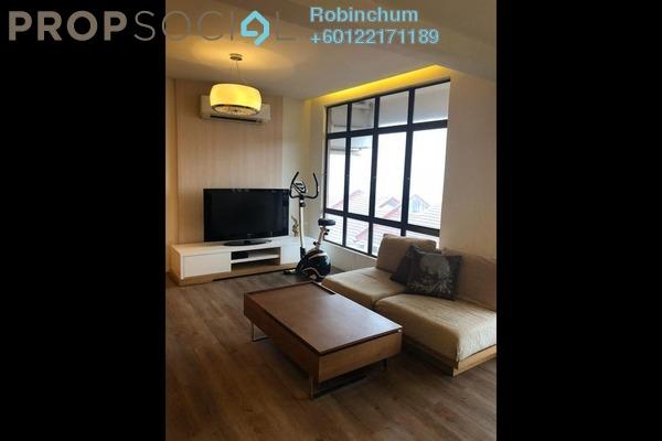Terrace For Sale in Taman Bukit Cheras, Cheras Freehold Semi Furnished 5R/3B 680k