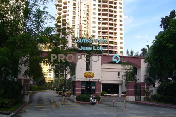 Duplex For Sale in Lanai Kiara, Mont Kiara Leasehold Fully Furnished 5R/4B 1.5m