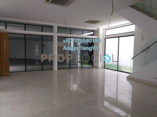 Bungalow For Sale in The Airie, Bandar Sri Damansara Freehold Semi Furnished 6R/7B 3.3m