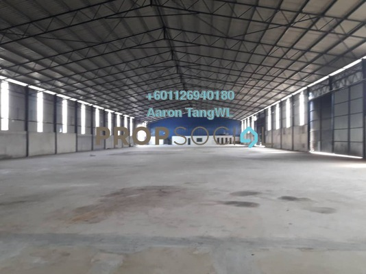 Factory For Sale in Tanjung Dua Belas, Banting Freehold Unfurnished 0R/0B 36m