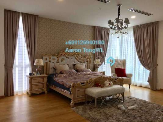 Semi-Detached For Sale in Tropicana Indah, Tropicana Freehold Semi Furnished 7R/7B 5m
