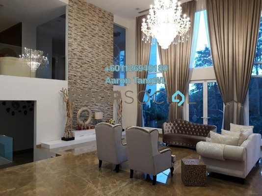 Bungalow For Sale in Sierramas, Sungai Buloh Freehold Semi Furnished 10R/12B 7.38m