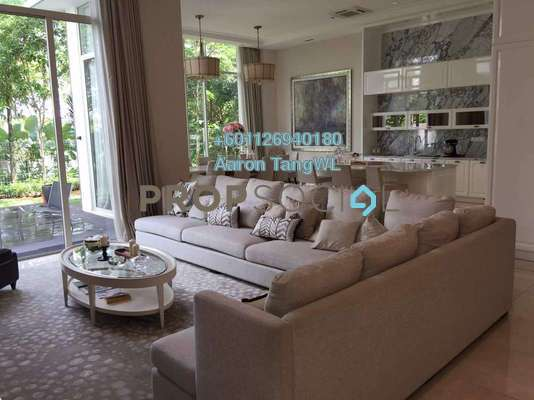 Bungalow For Sale in Park Manor, Sungai Buloh Freehold Semi Furnished 5R/5B 3.5m