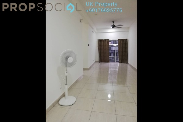 Serviced Residence For Rent in BSP 21, Bandar Saujana Putra Freehold Semi Furnished 3R/2B 1.2k