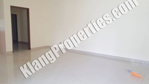 Apartment For Sale in Kasuarina Apartment, Klang Freehold Unfurnished 3R/2B 340k
