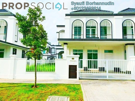 Terrace For Sale in Eco Majestic, Semenyih Freehold Unfurnished 4R/4B 1.14m