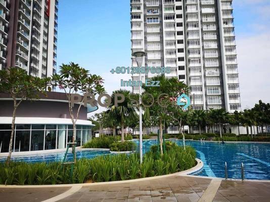 Condominium For Sale in Ameera Residences, Petaling Jaya Freehold Unfurnished 3R/2B 385k