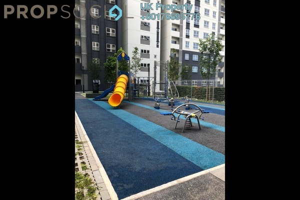 Apartment For Rent in Aman 1, Tropicana Aman Freehold Semi Furnished 3R/2B 1.5k