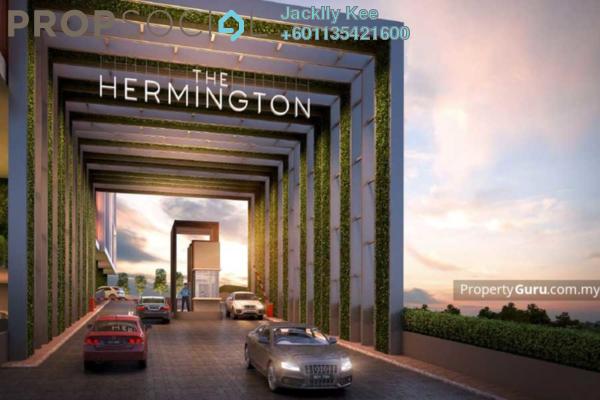 Condominium For Sale in The Hermington, Kuchai Lama Freehold Semi Furnished 3R/3B 440k
