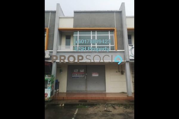 Shop For Sale in Taman Teknologi Cheng, Cheng Freehold Unfurnished 0R/0B 280k