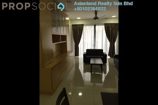 Condominium For Rent in Anjali @ North Kiara, Segambut Freehold Fully Furnished 3R/2B 3.3k