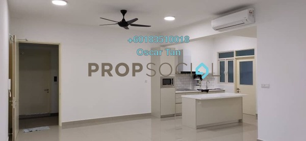 Condominium For Rent in East Parc @ Menjalara, Bandar Menjalara Freehold Fully Furnished 1R/1B 2.2k