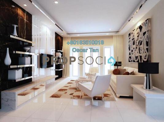 Condominium For Rent in Viva Residency, Sentul Freehold Fully Furnished 2R/2B 1.65k