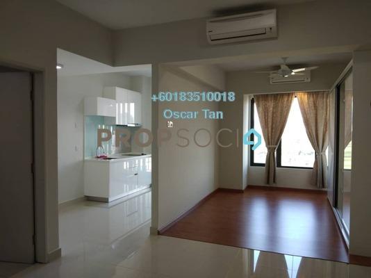 Condominium For Rent in Dex @ Kiara East, Jalan Ipoh Freehold Semi Furnished 3R/2B 1.3k