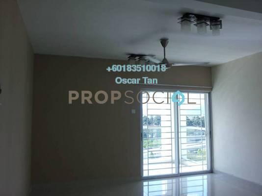 Condominium For Rent in Alam Puri, Jalan Ipoh Freehold Semi Furnished 3R/2B 1.3k