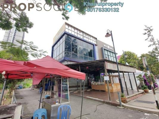 Semi-Detached For Rent in Cottage Walk, Cyberjaya Freehold Unfurnished 1R/1B 11k