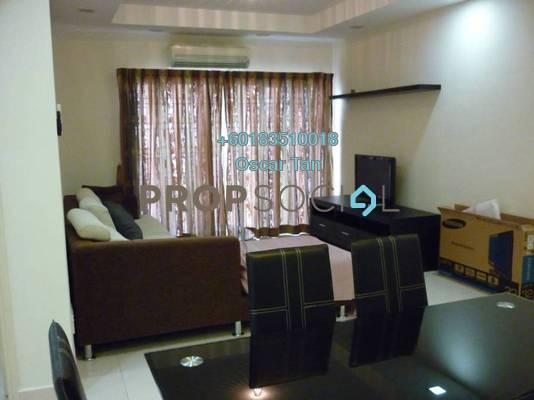 Condominium For Rent in Sri Putramas I, Dutamas Freehold Fully Furnished 3R/2B 1.6k