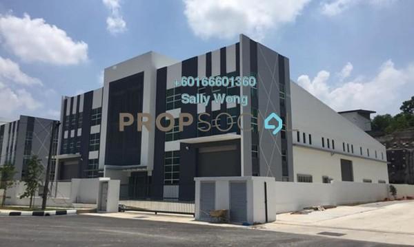 Factory For Rent in SMD Kundang Industrial Park, Kundang Freehold Unfurnished 1R/2B 10k