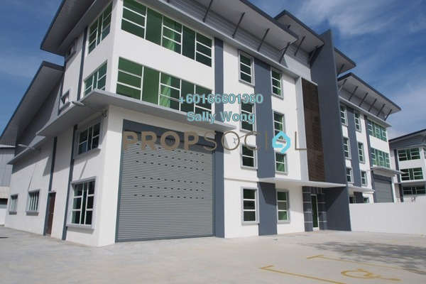 Factory For Rent in SMD Kundang Industrial Park, Kundang Freehold Unfurnished 1R/2B 12k