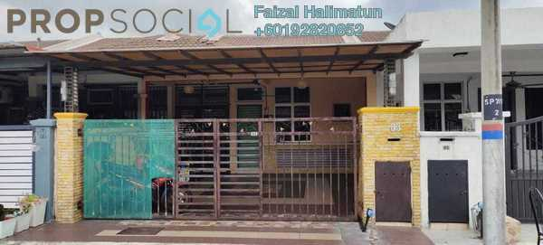 Terrace For Sale in BSP 21, Bandar Saujana Putra Freehold Semi Furnished 3R/2B 390k