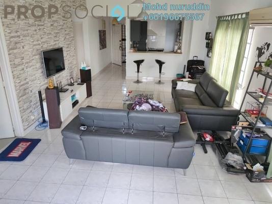 Condominium For Sale in Abadi Villa, Taman Desa Freehold Unfurnished 4R/2B 550k