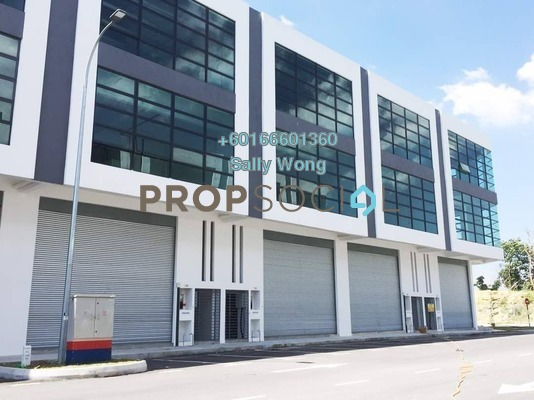 Factory For Rent in MIVO Industrial Avenue, Kepong Freehold Unfurnished 0R/2B 12k