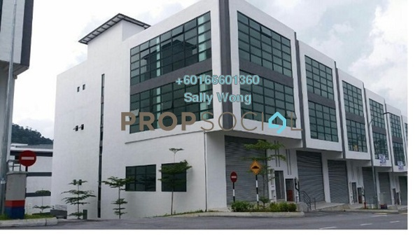 Factory For Rent in MIVO Industrial Avenue, Kepong Freehold Unfurnished 1R/2B 9k