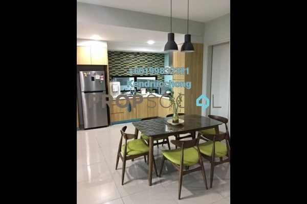 Condominium For Sale in The Leafz, Sungai Besi Freehold Semi Furnished 3R/2B 780k