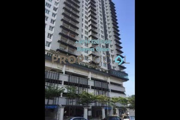 Condominium For Rent in Seri Puteri, Bandar Sri Permaisuri Freehold Semi Furnished 3R/3B 1.7k