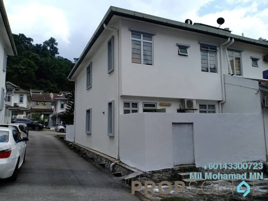 Terrace For Sale in The Valley @ SkySierra, Kuala Lumpur Freehold Fully Furnished 4R/3B 850k
