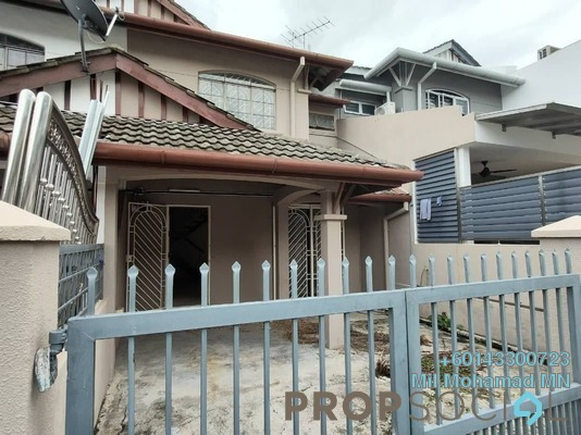 Terrace For Sale in Taman Sri Bahagia, Cheras South Freehold Semi Furnished 3R/3B 570k