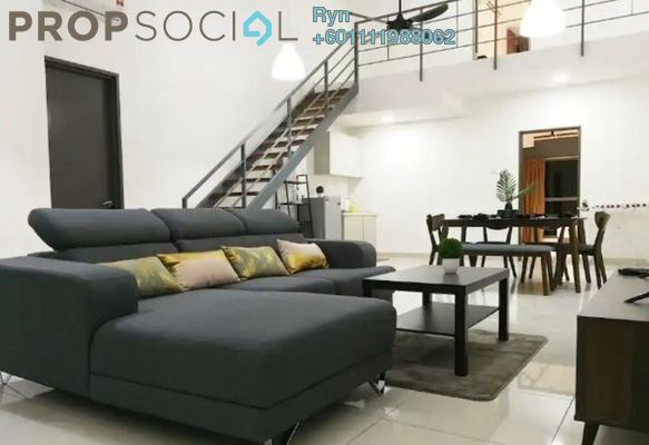 Serviced Residence For Rent in 3 Towers, Ampang Hilir Freehold Fully Furnished 2R/2B 3k