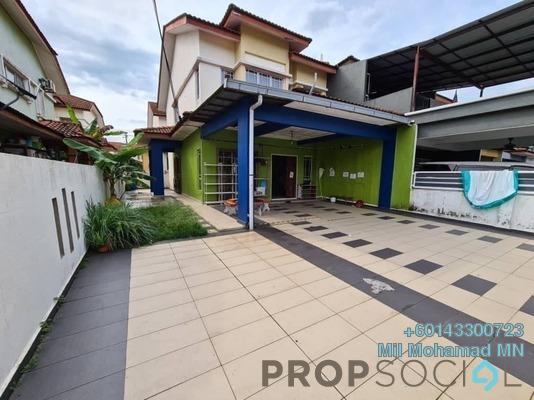 Terrace For Sale in Seri Pristana, Sungai Buloh Freehold Semi Furnished 4R/3B 510k