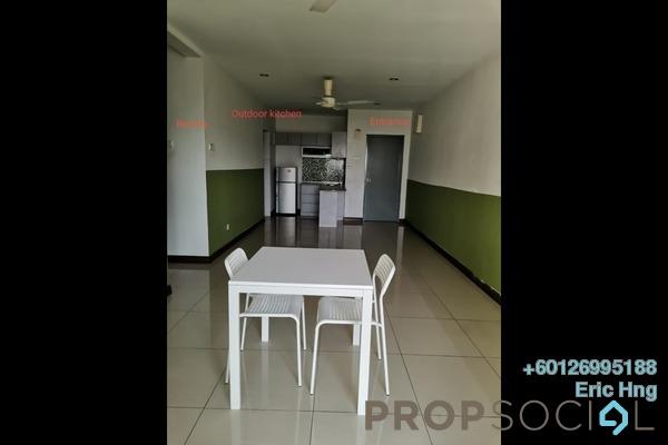 Condominium For Rent in Seri Puteri, Bandar Sri Permaisuri Freehold Semi Furnished 3R/3B 1.6k