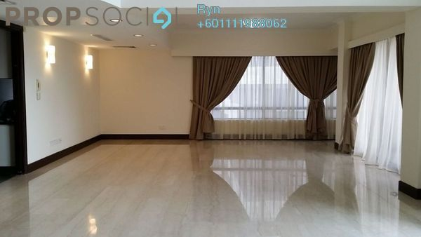 Serviced Residence For Rent in Regency Tower, Bukit Ceylon Freehold Unfurnished 4R/4B 11.1k