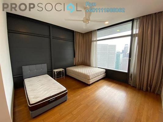Condominium For Rent in The Troika, KLCC Freehold Fully Furnished 4R/4B 11k