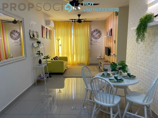 Apartment For Rent in Arc @ Austin Hills, Tebrau Freehold Fully Furnished 3R/2B 1.35k