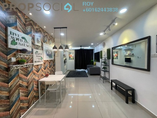 Apartment For Rent in Arc @ Austin Hills, Tebrau Freehold Fully Furnished 3R/2B 1.45k