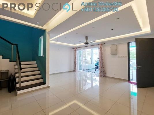 Terrace For Sale in TTDI Grove, Kajang Freehold Semi Furnished 4R/3B 630k