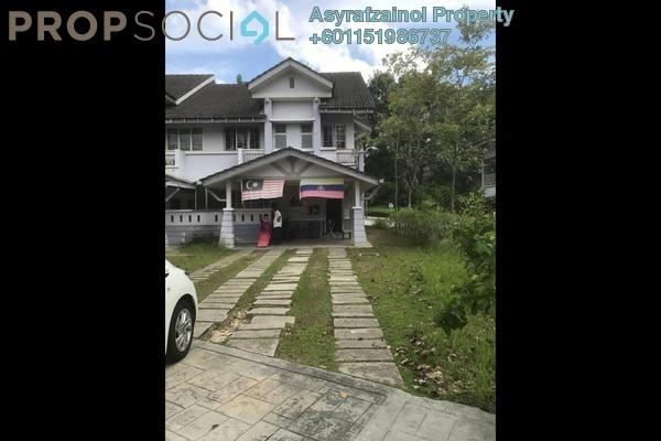 Terrace For Sale in Precinct 11, Putrajaya Freehold Unfurnished 4R/3B 950k