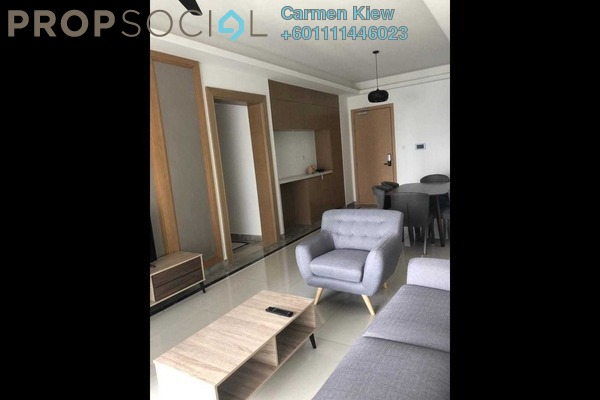 Serviced Residence For Rent in R&F Princess Cove, Johor Bahru Freehold Fully Furnished 2R/2B 1.7k